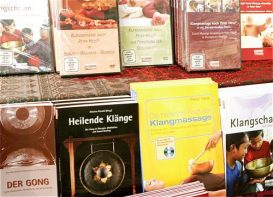 Fachliteratur und DVDs zur Peter Hess® Klangmassage und den Peter Hess® Klangmethoden